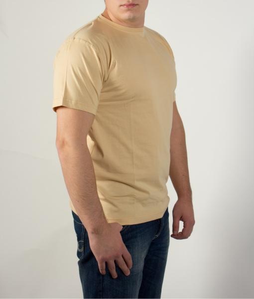 Набор футболок — бежевый цвет