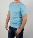 Набор футболок — голубая