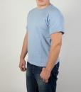 Набор футболок — голубой цвет
