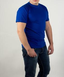 Набор футболок - синяя