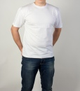 Набор футболок — белый цвет
